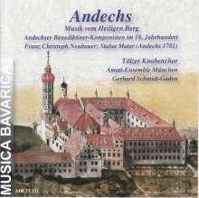 Tölzer Knabenchor - Andechs - Musik vom heiligen Berg, CD