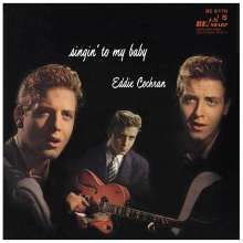 """Eddie Cochran: Singin' To My Baby (Limited-Edition), Single 12"""""""