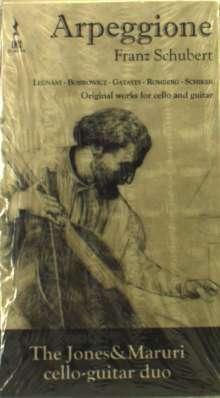 Franz Schubert (1797-1828): Arpeggione-Sonate D.821, 2 CDs