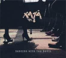 Xaja: Dancing With The Devil (signiert), CD