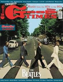 Zeitschriften: GoodTimes - Music from the 60s to the 80s Oktober/November 2019, Zeitschrift