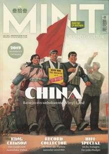 Zeitschriften: MINT - Magazin für Vinyl-Kultur No. 33, Zeitschrift