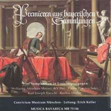 Rochus Dedler (1779-1822): Symphonie in D, CD