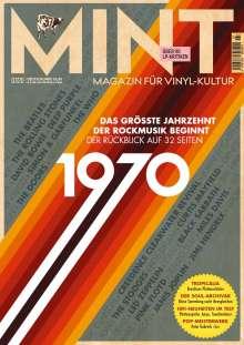 Zeitschriften: MINT - Magazin für Vinyl-Kultur No. 37, Zeitschrift