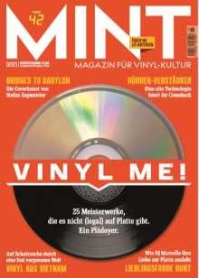 Zeitschriften: MINT - Magazin für Vinyl-Kultur No. 42, Zeitschrift