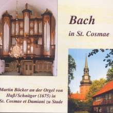 Bach in St.Cosmae, CD