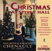"""Orgelmusik zur Weihnacht """"Christmas At Spivey Hall"""", CD"""