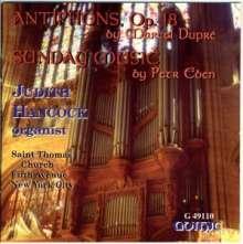 Judith Hancock,Orgel, CD