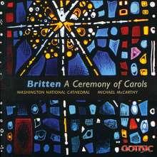 Benjamin Britten (1913-1976): A Ceremony Of Carols, CD