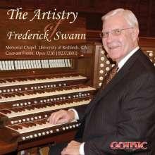 Frederick Swann - The Artistry of, CD