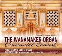 Peter Richard Conte - The Wanamaker Organ, CD