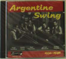 Va-Argentine Swing: 1936-48-Argentine Swing, CD