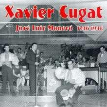 Xavier Cugat & Jose Luis Monero: Xavier Cugat With Jose, CD