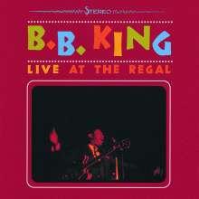 B.B. King: Live At The Regal 1964, CD
