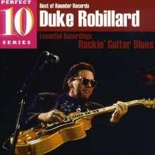 Duke Robillard: Best Of Rounder Records: Rockin Guitar Blues, CD