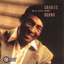 Charles Brown (Blues): In A Grand Style, CD