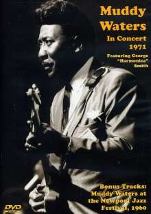 Muddy Waters: In Concert 1971, DVD