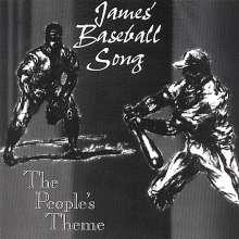 James Van Buren: James'Baseball Song, CD