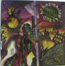A Tribe Called Quest: Beats, Rhymes & Life, 2 LPs