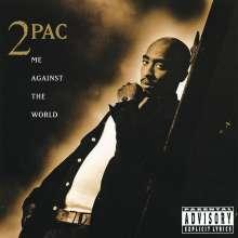 Tupac Shakur: Me Against The World (Explicit), CD