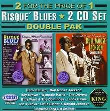 Risque Blues Double Pak / Var: Risque Blues Double Pak / Var, 2 CDs