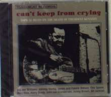 Can't Keep From Crying, CD