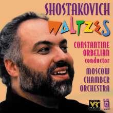 Dmitri Schostakowitsch (1906-1975): Walzer & Tänze, CD
