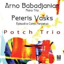 Arno Babadschanian (1921-1983): Klaviertrio 1952, CD