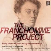 "Auguste Franchomme (1808-1884): Kammermusik für Cello & Klavier ""The Franchomme Project"", CD"