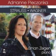 Adrianne Pieczonka sings Strauss / Wagner, CD