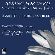 David Shifrin - Spring Forward, CD