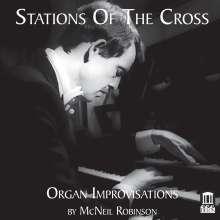McNeil Robinson - Organ Improvisations, CD