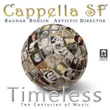 Cappella SF - Timeless, CD