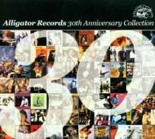 Alligator Records 30th Anniversary Collection, 2 CDs
