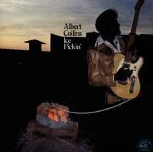 Albert Collins: Ice Pickin', CD