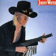 Johnny Winter: Serious Business, CD