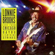 Lonnie Brooks: Live From Chicago: Bayou Lightning Strikes, CD