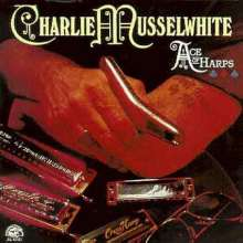 Charlie Musselwhite: Ace Of Harps, CD