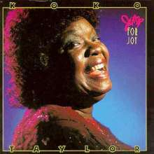 Koko Taylor: Jump For Joy, CD