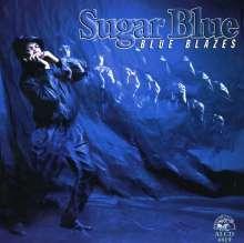 Sugar Blue: Blue Blazes, CD