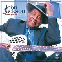John Jackson: Front Porch Blues, CD