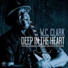 W.C. Clark: Deep In The Heart, CD