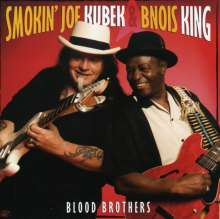 Smokin' Joe Kubek & Bnois King: Blood Brothers, CD