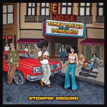 Tommy Castro: Stompin' Ground (180g) (Translucent Yellow Vinyl), LP