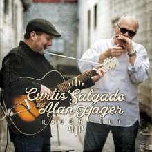 Curtis Salgado & Alan Hager: Rough Cut, CD