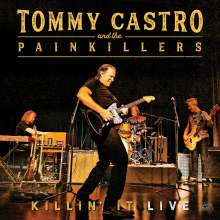 Tommy Castro: Killin' It Live, CD