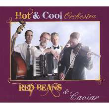 Hot & Cool Orchestra: Red Beans & Caviar, CD