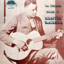 Scrapper Blackwell: Virtuoso Guitar, CD