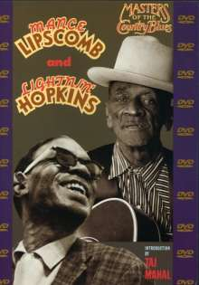 Mance Lipscomb & Lightnin' Hopkins: Masters Of The Country Blues, DVD