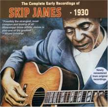 Skip James: The Complete Early Recordings, CD